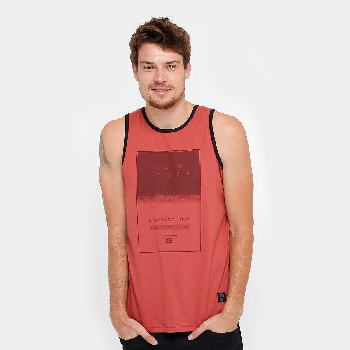 Camiseta Regata Hang Loose Silk Share Masculina - Compre Agora ... af372714bb0