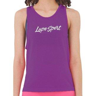 Camiseta Regata Lupo Sport Feminina 71674-001