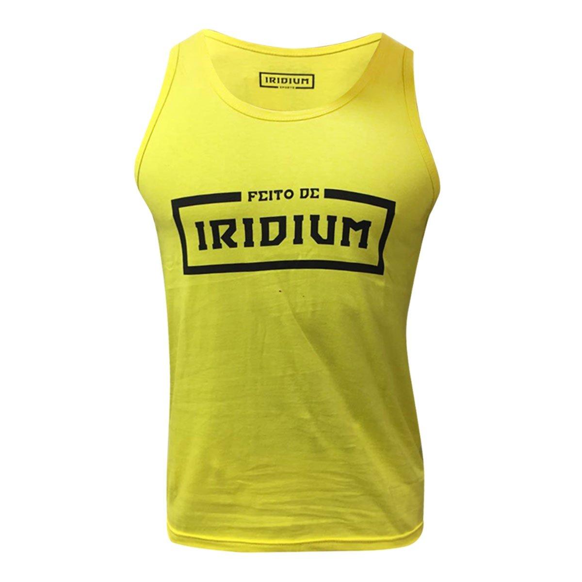 Camiseta Regata Masculina Iridium Labs - Compre Agora  e451440c1aa