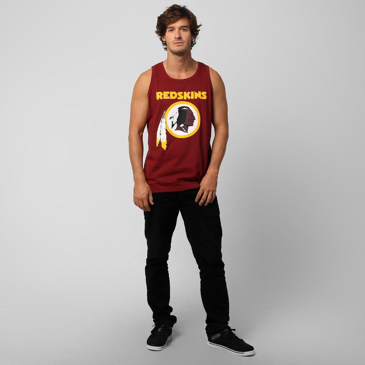 Camiseta Regata New Era NFL Basic Redskins - Compre Agora  0390ad2bbeb