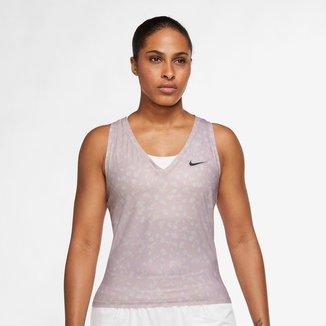 Camiseta Regata Nike Court Dri-Fit Victory Feminina