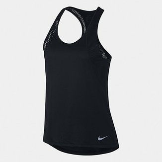 Camiseta Regata Nike Dri-Fit Run Tank Feminina
