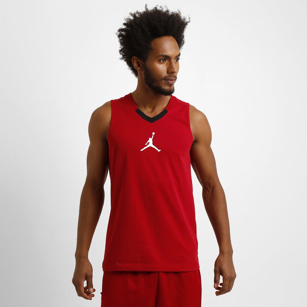 Camiseta Regata Nike Jordan Rise - Compre Agora  8e4237cd366