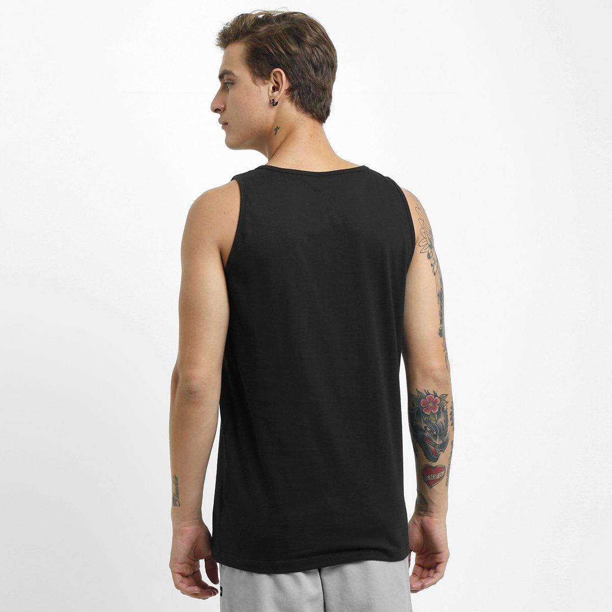 Camiseta Regata Oakley Mas Essential Square O - Compre Agora  493a4c45598