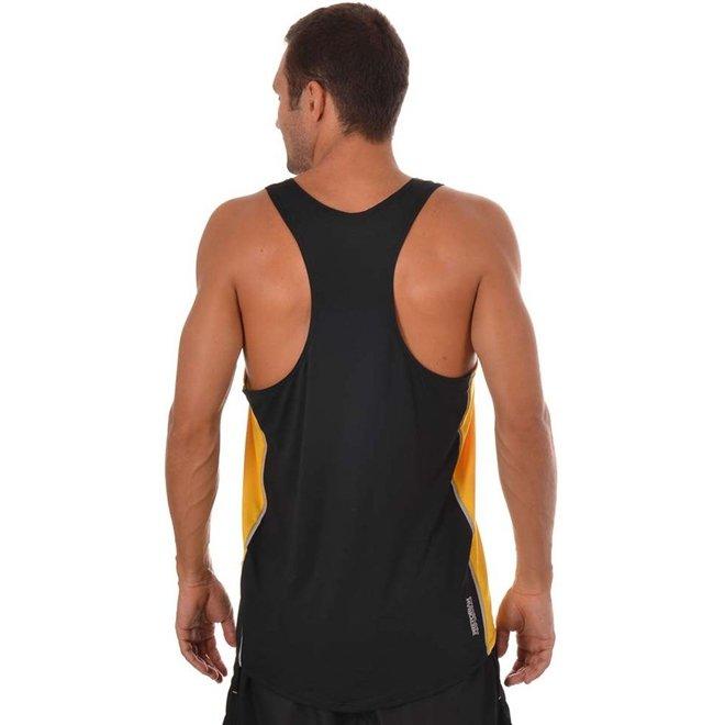 e Regata Fitness Camiseta Pretorian Camiseta Preto Refle Amarelo Regata Preto I8xvqwx