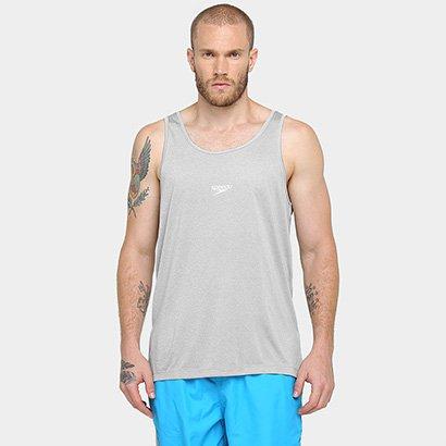 Camiseta Regata Speedo Basic Blend Com Proteção UV
