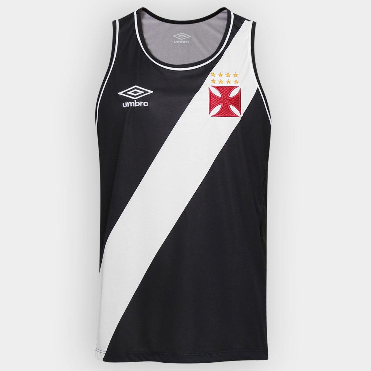 Camiseta Regata Umbro Vasco Basquete Oficial I 2016 - Compre Agora ... 7175a5f1270e0