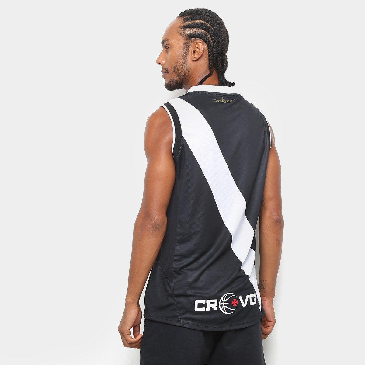 a14dde533a Camiseta Regata Vasco I Basquete Diadora 2018 Masculina - Compre ...