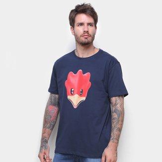 Camiseta Reserva Básica Logo Masculina