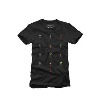 Camiseta Reserva Bebidas Mundo Masculina