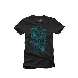 Camiseta Reserva Blue Print Masculina