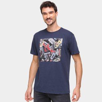 Camiseta Reserva Fita Cassete Masculina