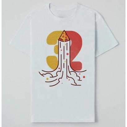 Camiseta Reserva lnk 3 2 1 Pizza Masculina - Masculino