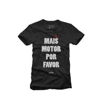 Camiseta Reserva Mais Motor Masculina