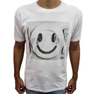 Camiseta Reserva Music Food Branco 0055615