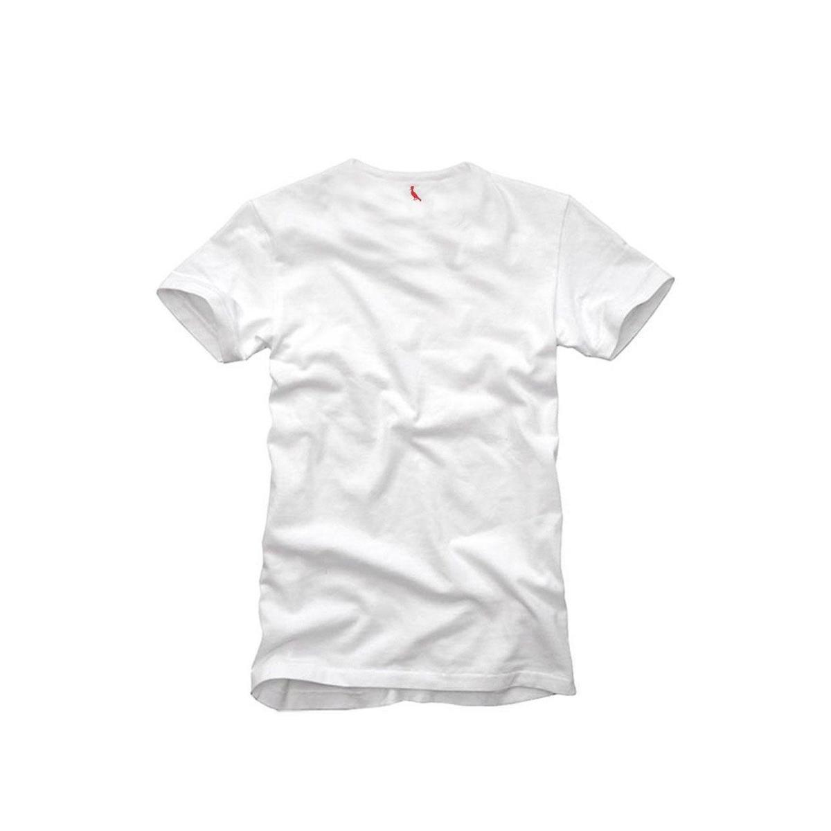 c1dfb65ffa Camiseta Reserva Tipos de Rock Masculina - Branco - Compre Agora ...