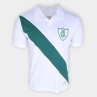 Camiseta Retrô América Mineiro 1913 Masculina
