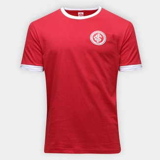 Camiseta Retrô Inter Masculina