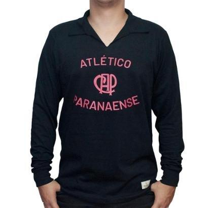 Camiseta Retrô Mania Atlético Paranaense Especial Goleiros Masculina - Masculino