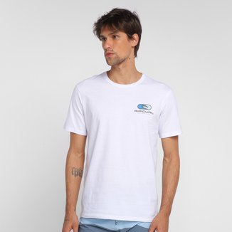 Camiseta Rip Curl Issue Pill Logo Masculina