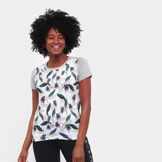 Camiseta Roxy Lunar Shir Feminina