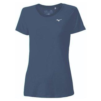 Camiseta Running Mizuno Nirvana 2 Feminina