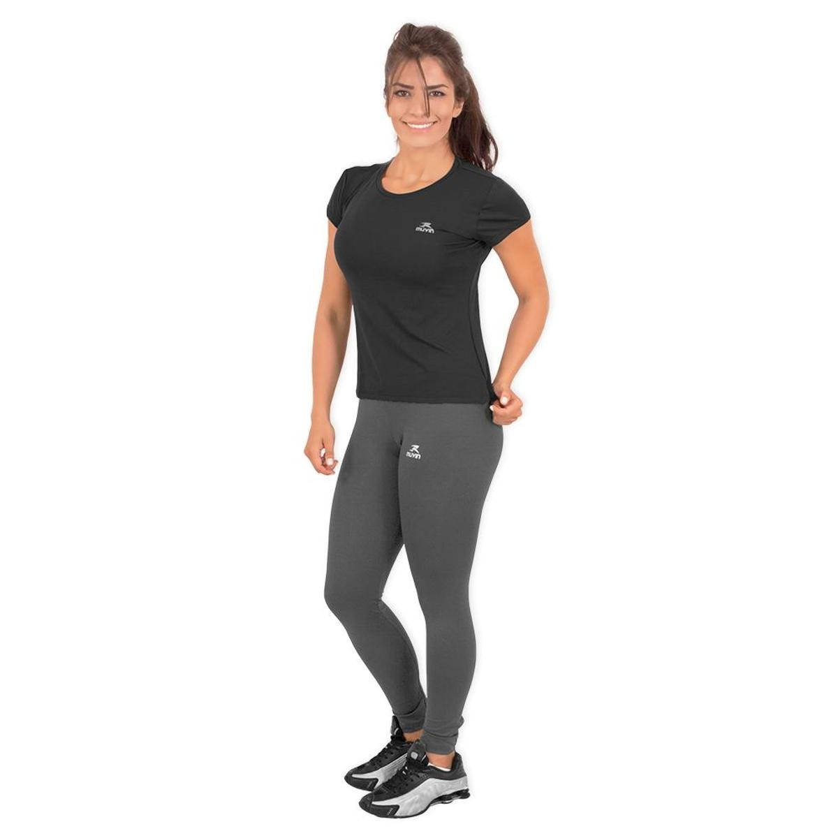 SS 200 G1 50 Performance Poliamida Camiseta UV Running Preto CSR XqxRw8P