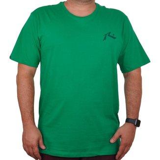 Camiseta Rusty Competittion Plus Size Masculina