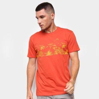 Camiseta Rusty Daisy Masculina