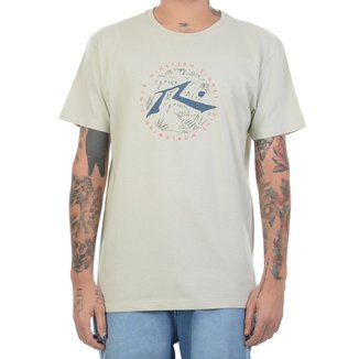 Camiseta Rusty Nineteen Masculina