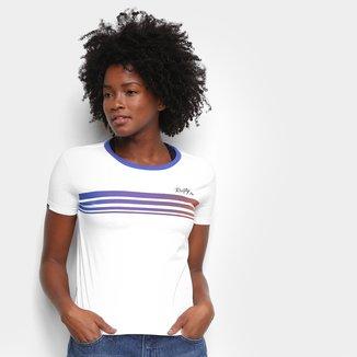 Camiseta Rusty Rainbow Feminina