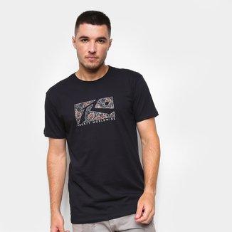 Camiseta Rusty Scratch Masculina