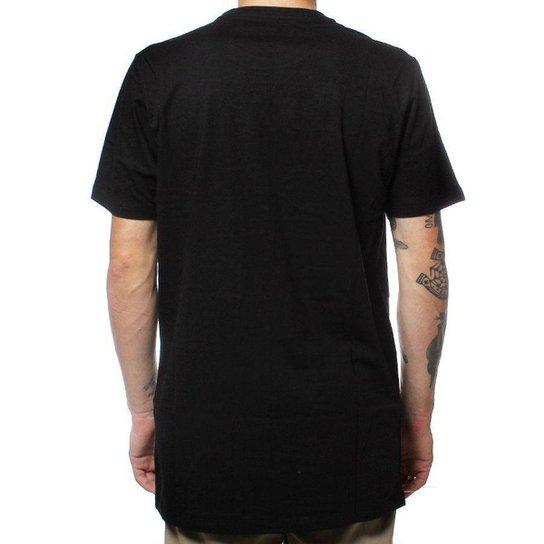 Camiseta RVCA Balance Fill - Preto