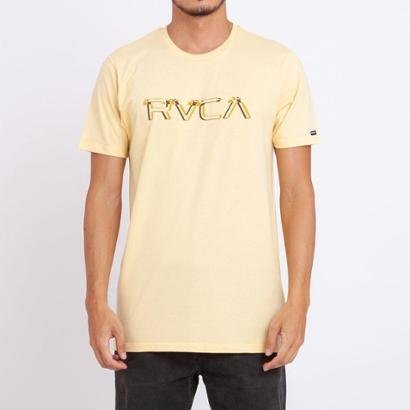 Camiseta RVCA Big Glitch Masculina