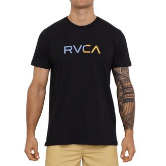 Camiseta RVCA Scanner Masculina