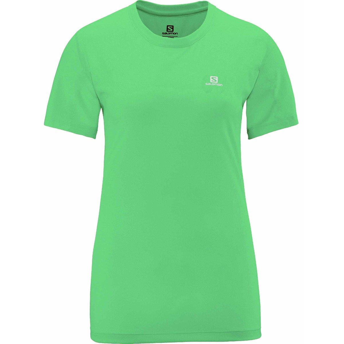 Comet Salomon Salomon Ss Camiseta Camiseta Verde Comet Verde Ss RXaxnER