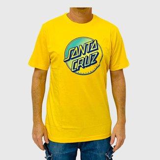 Camiseta Santa Cruz Contra Dot Masculina