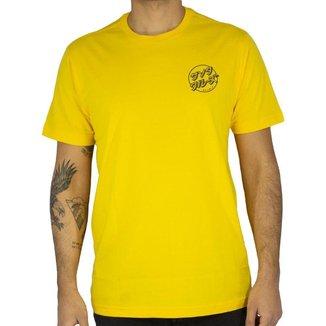 Camiseta Santa Cruz Off Hando Dot Masculino