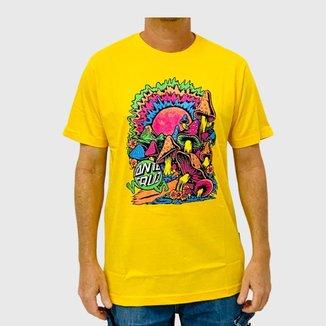 Camiseta Santa Cruz Toxic Wasteland Masculina