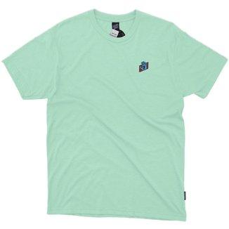 Camiseta Santa Cruz Work Hand - Masculino