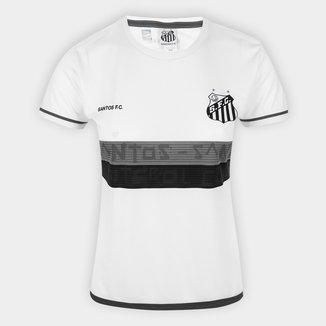 Camiseta Santos Approval Feminina
