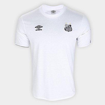 Camiseta Santos Concentração 20/21 Umbro Masculina