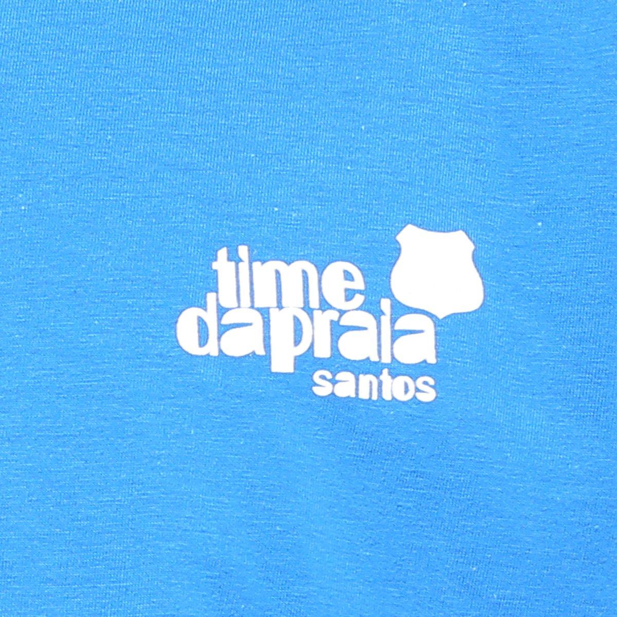 b582b8464a ... Camiseta Santos Futebol Clube Estampada timedapraia Masculina ...