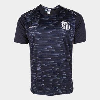 Camiseta Santos Hide Masculina