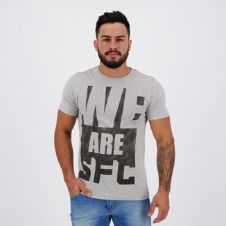 Camiseta Santos We Are Masculina