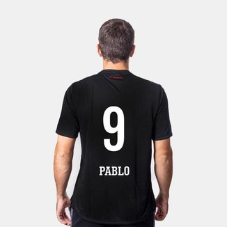Camiseta Sao Paulo Chain 9 Pablo