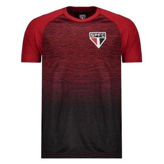 Camiseta São Paulo FC Masculina Vermelha Gino SPR
