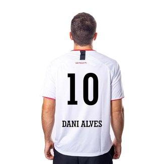 Camiseta São Paulo Insight 10 Dani Alves