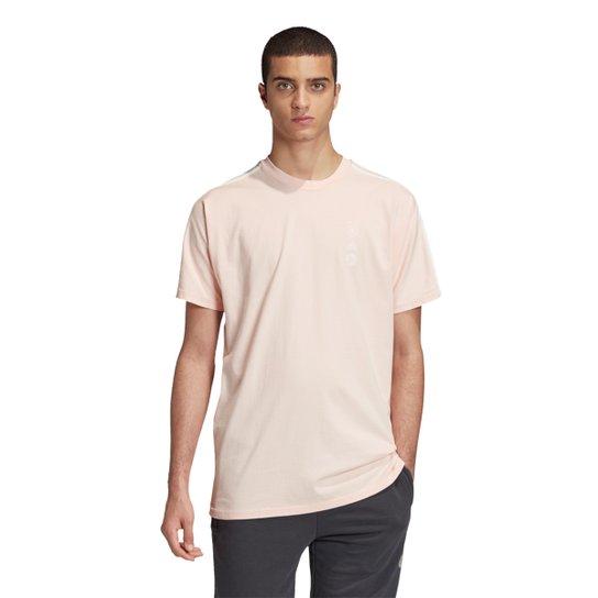 Camiseta Seleção Alemanha Adidas Ssp Masculina - Rosa