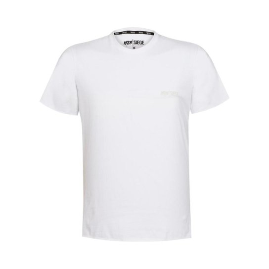 Camiseta Siege Elite - Branco